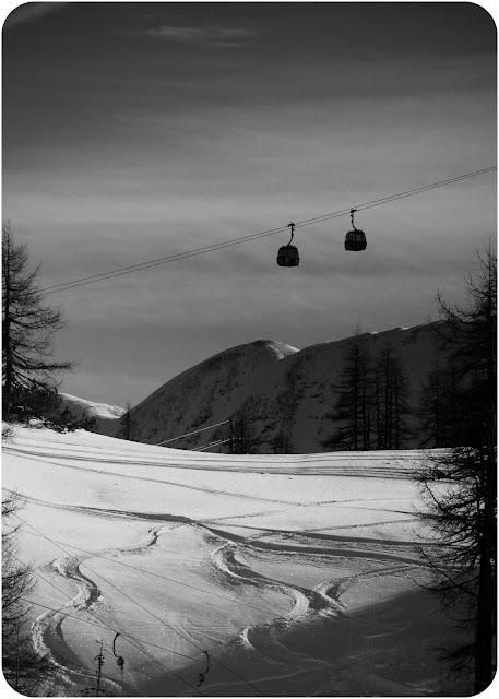 Zimowa fotografia krajobrazowa. Alpy austriackie. Zauchensee. fot. Łukasz Cyrus, Ruda Śląska