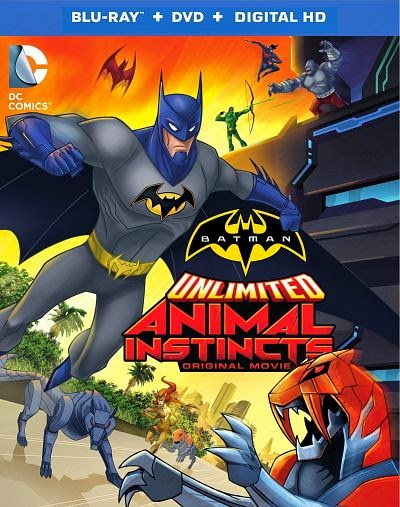 Batman Unlimited Animal Instincts 2015