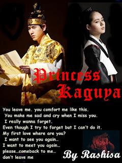 ff nc kyuhyun twoshoot princess kaguya