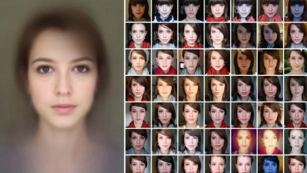 Wow, Ada Gadis Cantik Seribu Wajah