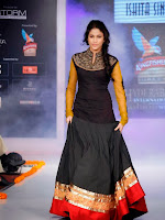 Lavanya Tripathi Glamorous Ramp Walk Photos Gallery-cover-photo