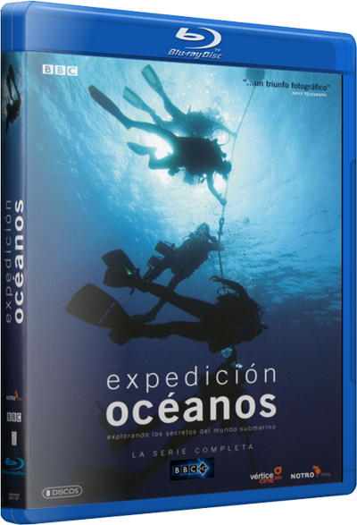 Expedición Océanos. El mar Mediterráneo [Documental | AVI | Español | 0.98 GB]