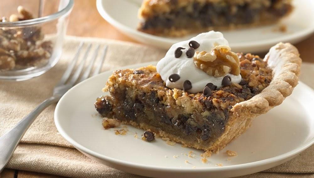 Gina's Italian Kitchen: Kentucky Chocolate and Walnut Pie