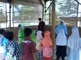 Expo Anak Sholeh-Latihan Mars SDIT Anak Sholeh Sedayu