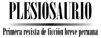 Revista Plesiosaurio, nº 9 ( Perú)