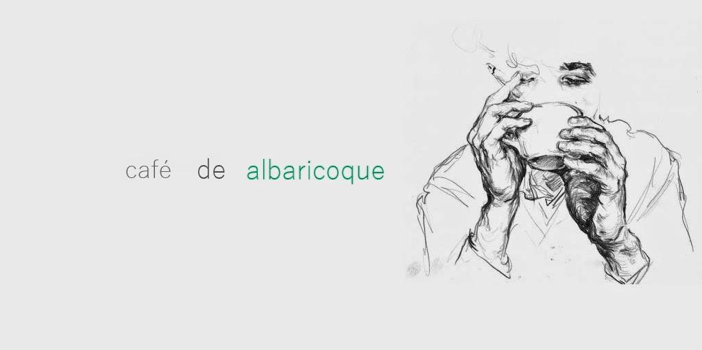 Café de albaricoque