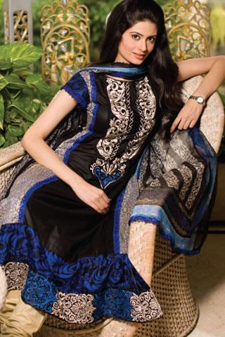 Mahiymaan Designer Series by Al Zohaib Textile sexy stills