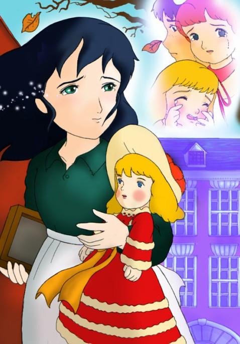 تحميل حلقات انيمي ساره A Little Princess Sara مترجمه عربي Shoukoujo Sara كامل
