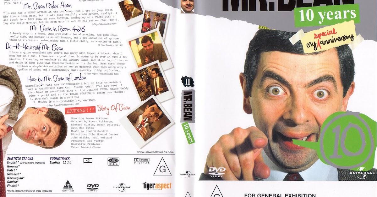 Pm grabaciones mr bean 10 aos 3 dvd solutioingenieria Choice Image