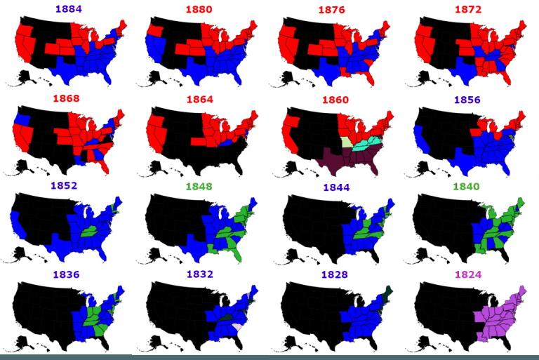 U.S. Political parties