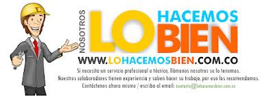 LO HACEMOS BIEN