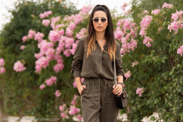 Blogger de moda estilo casual sporty deportivo de Valencia