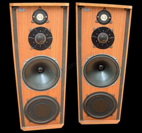 Stereonomono Celestion Ditton 66