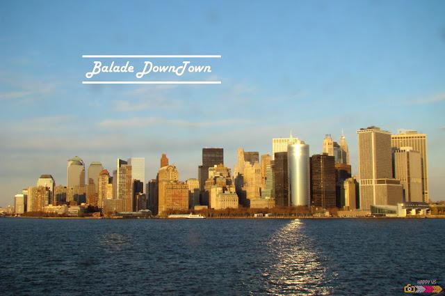 New York - Balade DownTown
