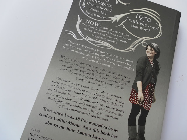 A picture of How to be a Woman by Caitlin Moran