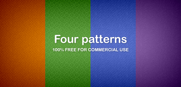 Four Patterns 4 (Free PNG)