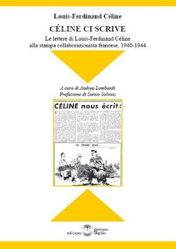"[LIBRO] ""Céline ci scrive"""