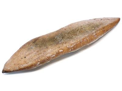 糀酵母のバゲット(Baguette au levain de koji et farine de riz complet) | GONTRAN CHERRIER(ゴントラン シェリエ)