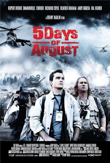 Ver Online:5 dias de agosto (5 Days of War/ 5 Days of August) 2011