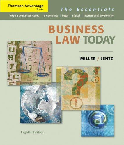 essentials for business law Learn essentials of business law with free interactive flashcards choose from 500 different sets of essentials of business law flashcards on quizlet.