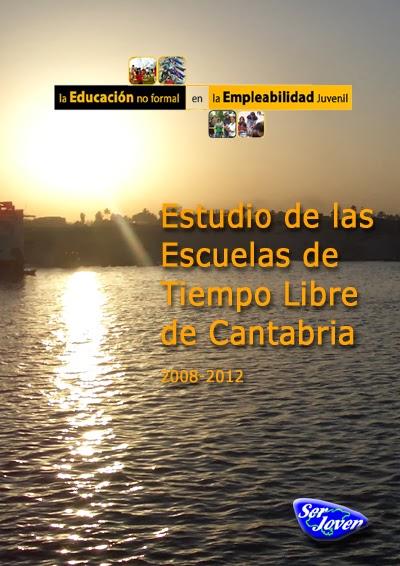 Estudio delas ETLs de Cantabria 2008-2012