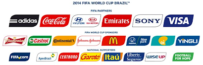 FIFA Sponsors 2014