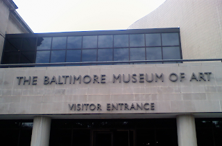 The Baltimore Museum of Art photo by theLibraryLander