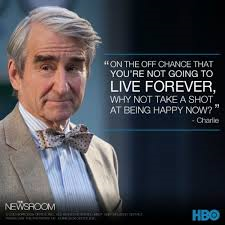 Sam Waterson as Charlie Skinner
