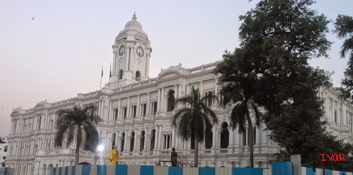 Ripon Building Chennai