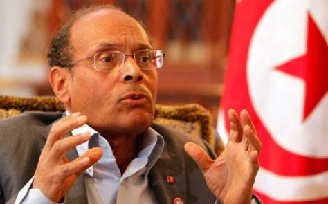 Moncef Marzouki : Ce n'est pas la Troïka qui est derrière le terrorisme, mais BCE qui a libéré Abou Iyadh