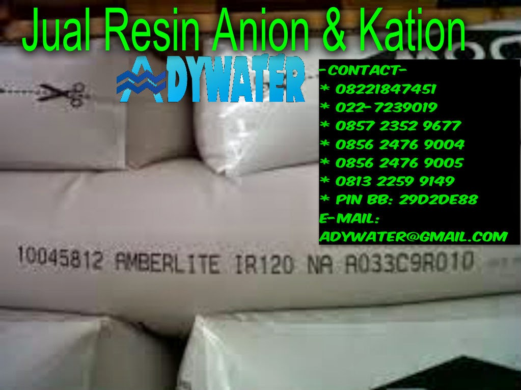 Jual Resin Amberlite | Jual Resin Anion