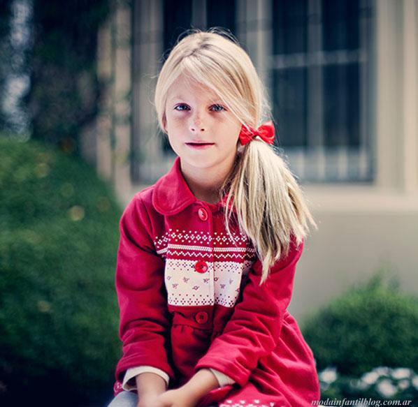 camperas nenas invierno 2013 babu