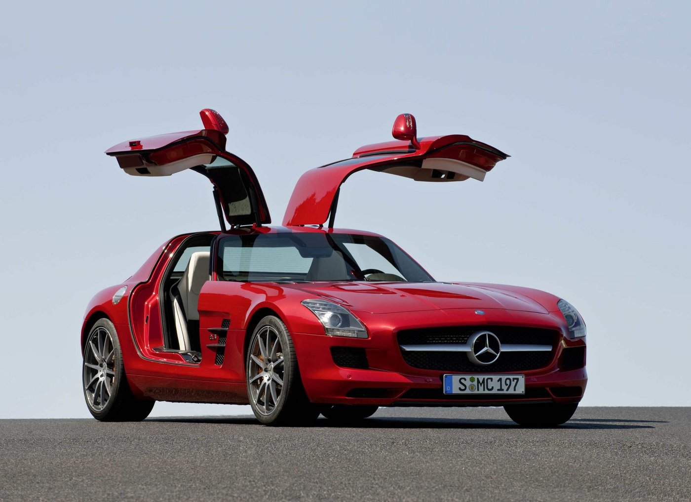 Fast auto 2010 mercedes sls amg for What is the fastest mercedes benz car