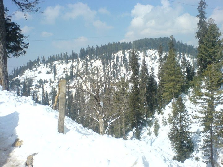 Pakistan's beautiful Places:Murree