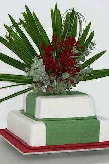 Wedding Decor, oriental cakes