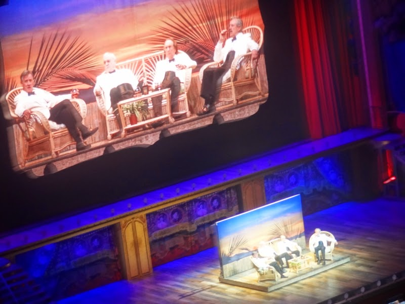 04.07.2014 London - The O2: Monty Python