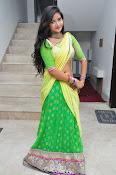 Shreya Vyas half saree photo shoot-thumbnail-3
