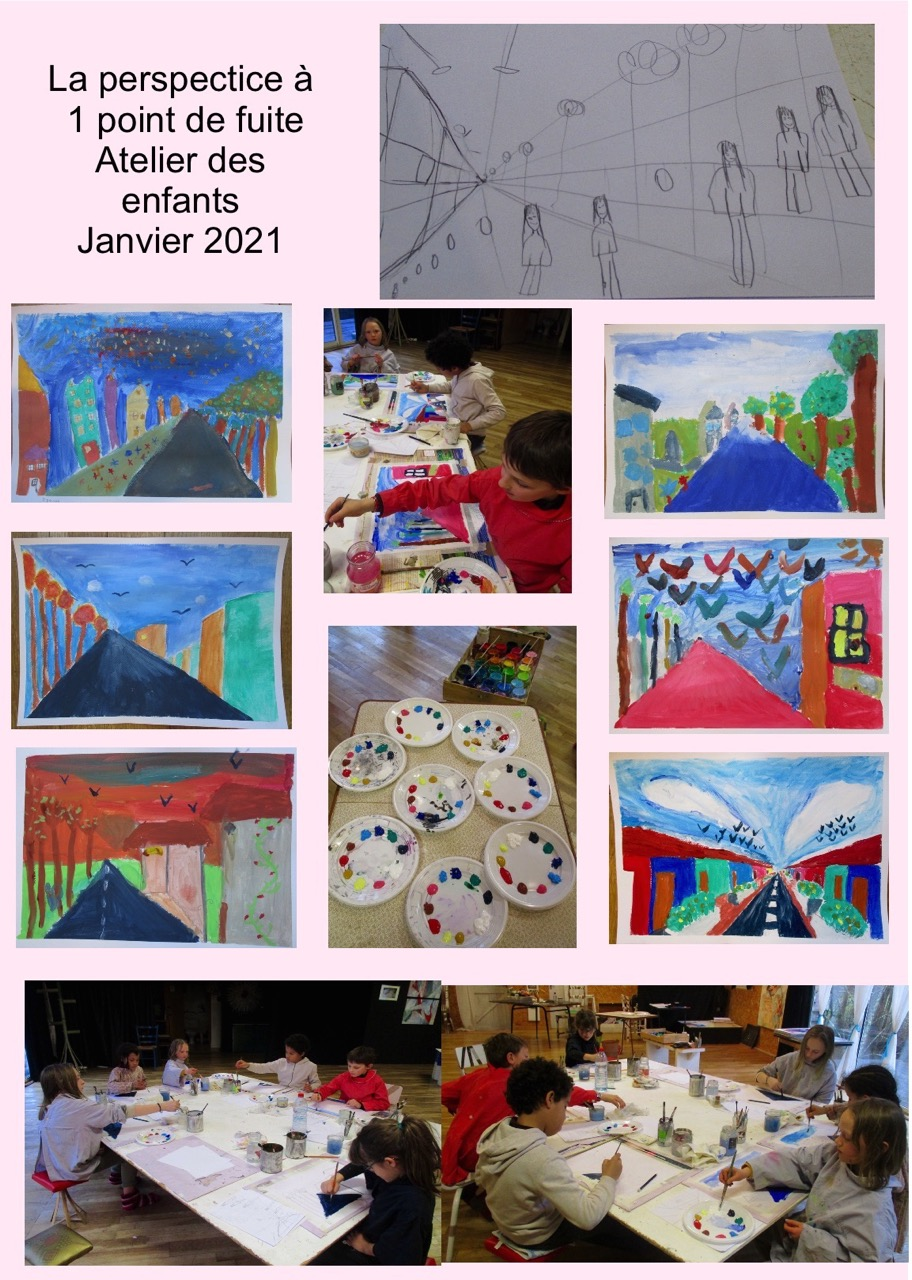 atelier enfants janvier 21