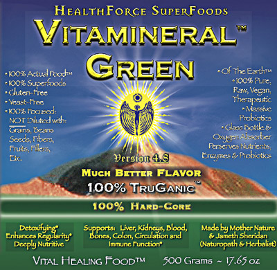 Best Green Powder Supplement