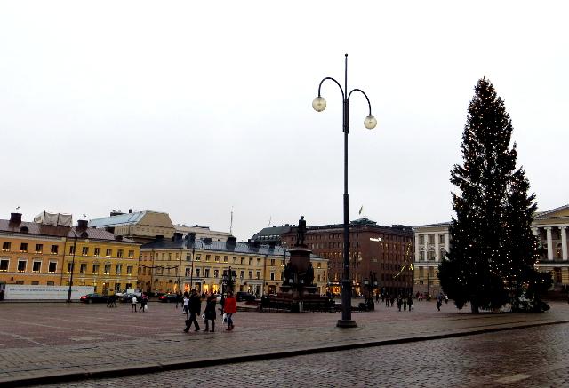 Helsinki Christmas Street