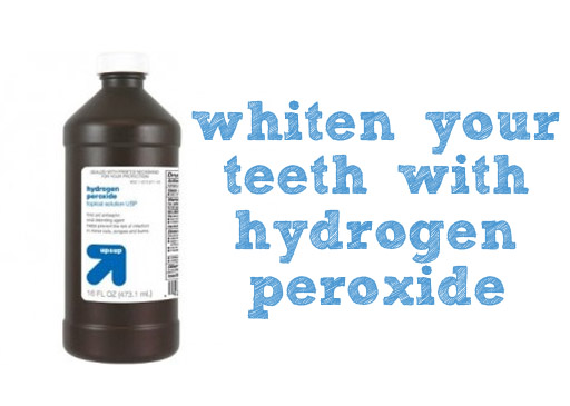 Amazing Tips For Whitening Your Teeth And Hydrogen Peroxide