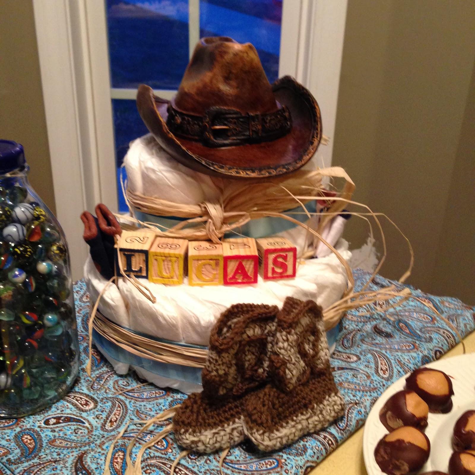 Baby Shower Cowboy Theme: Photogirli: Western Cowboy Themed Baby Shower