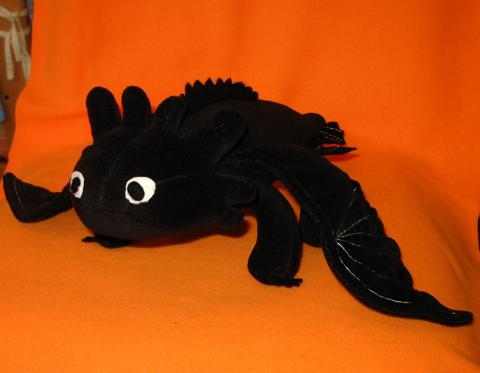 Черная фурия беззубка