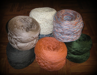 Baguio yarns
