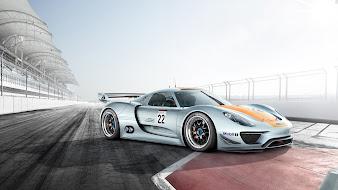 #24 Porsche Wallpaper