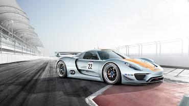 #22 Porsche Wallpaper