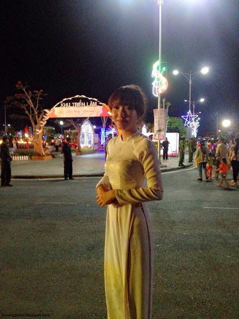 Thí sinh dự thi Nữ Hoàng Cổ Động Tô Ngọc Bích 3