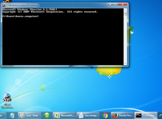 Cara mengembalikan file yang hilang karena virus di windows 7