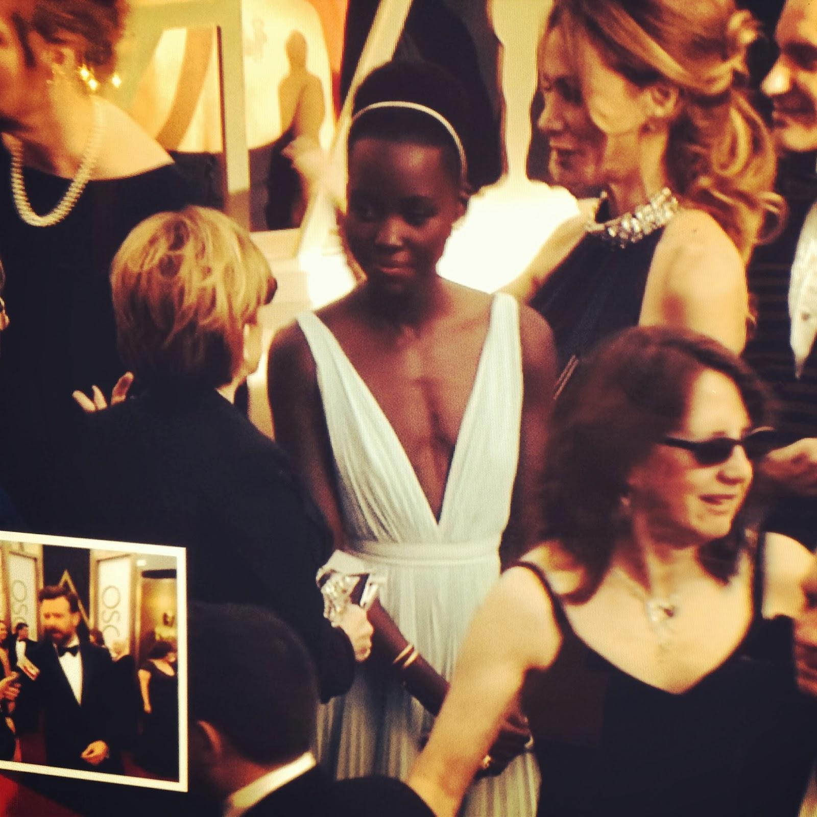 Lupita Oscars 2014 Best Dressed List