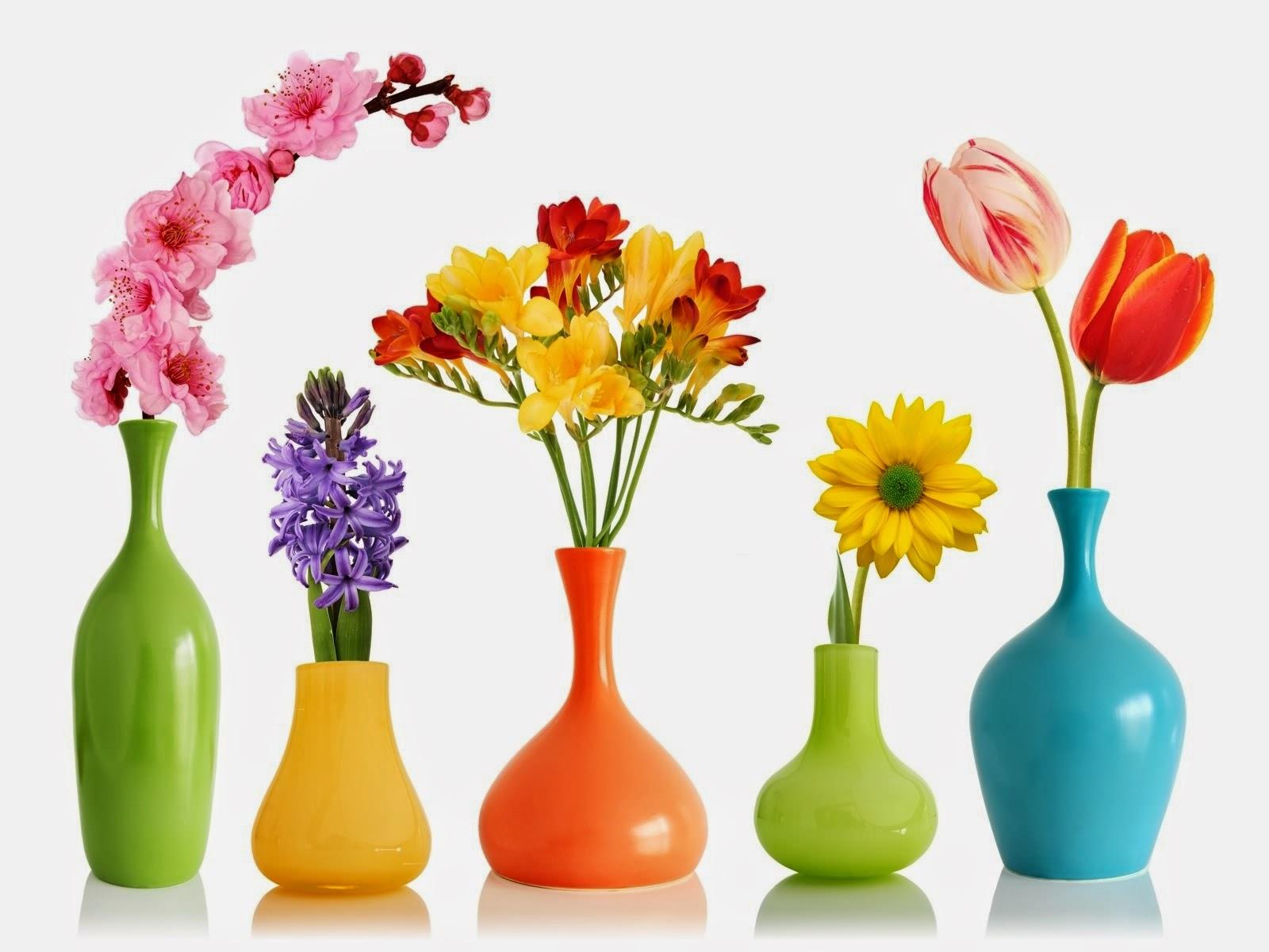 إختيار مزهرية مناسبة